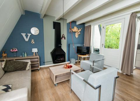 4-persoons bungalow Veluwe Villa Restyled