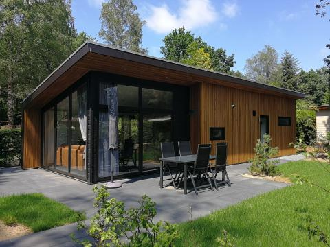 4-persoons bungalow Bos Lodge Eco