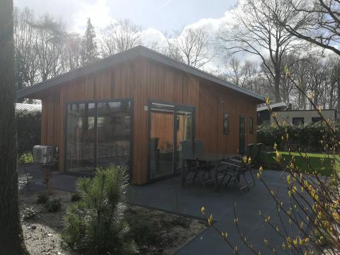 4-persoons bungalow Wood Lodge Eco