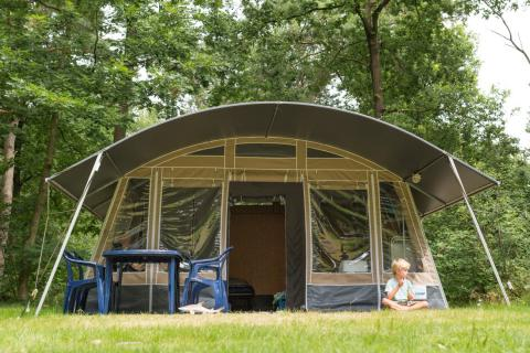 4-persoons tent Tunneltent