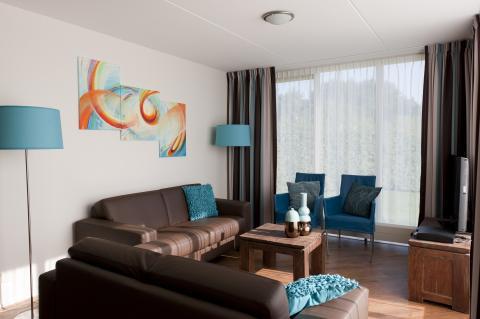 7-persoons bungalow Comfort