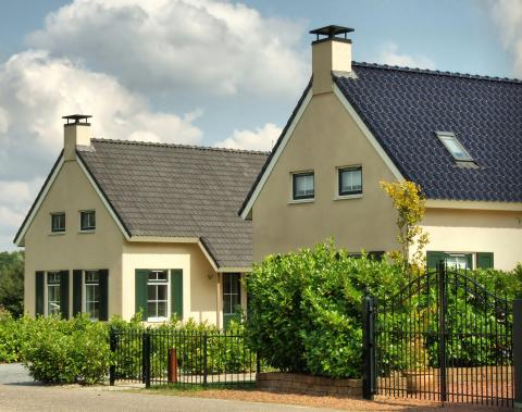 9-persoons bungalow Comfort