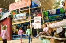 Market Dome met BALUBA indoor speelparadijs