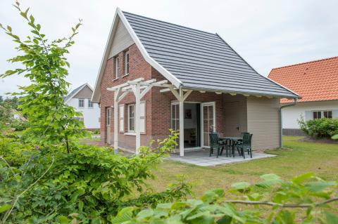 4-persoons bungalow KVR4B