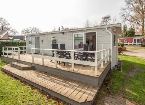 5-persoons stacaravan/chalet Comfort Cottage
