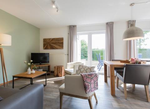 4-persoons bungalow Comfort