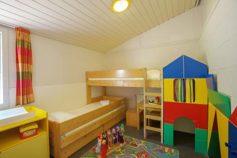 4-persoons bungalow 4BKM (max. 2 adults) Child