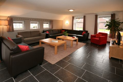 13-persoons groepsaccommodatie Luxe Child Friendly