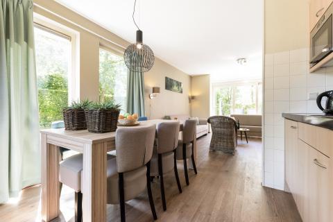 6-persoons bungalow 6D Comfort
