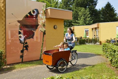 2-persoons bungalow Vlinder