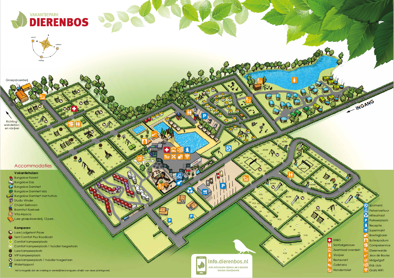 Vakantiepark Dierenbos