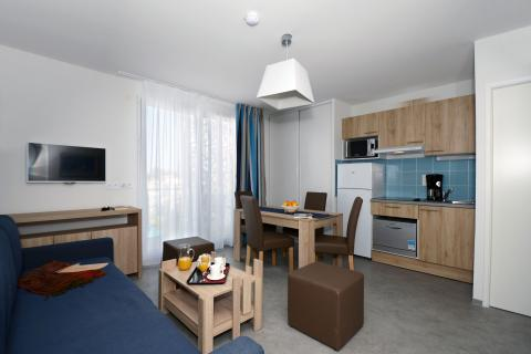 6-persoons appartement