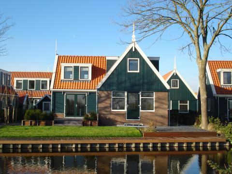 10-persoons bungalow De Rijp