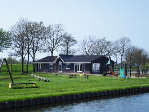 14-persoons bungalow Familievilla De Beemster