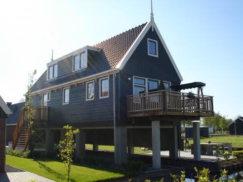6-persoons bungalow Marken