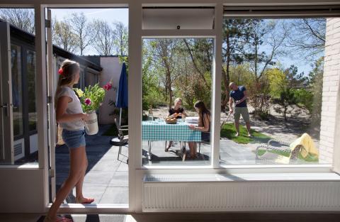 4-persoons bungalow De Luxe