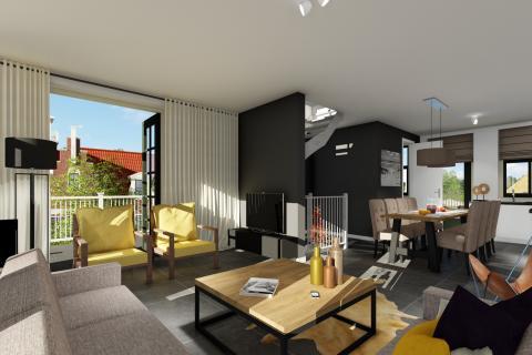 8-persoons appartement Markermeer