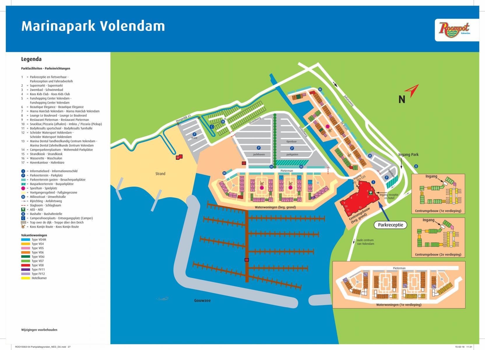 bungalowparken nederland aanbiedingen