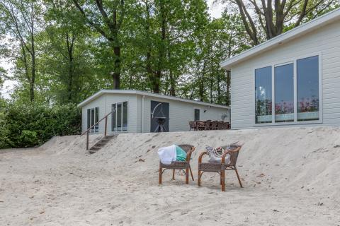 18-persoons groepsaccommodatie Beach House