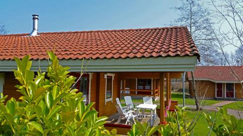 4-persoons bungalow Fins Wellness Plus