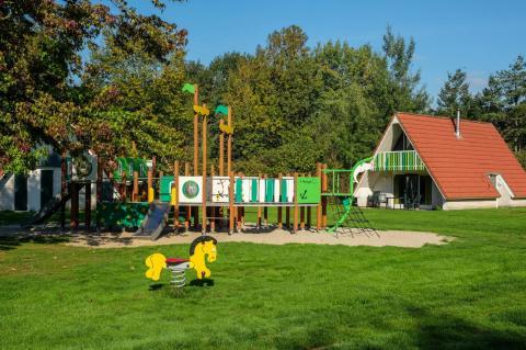 6-persoons bungalow Eekhoorn (Kidsbungalow)