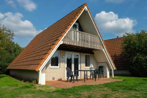 6-persoons bungalow Goudkarper