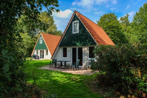 6-persoons bungalow De Zwaluw