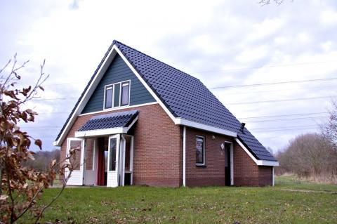 8-persoons bungalow De Landgans