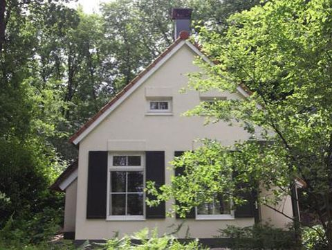 4-persoons bungalow Roodborst
