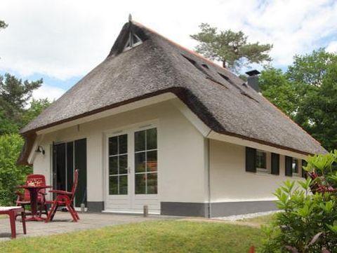 6-persoons bungalow Ooievaar Comfort
