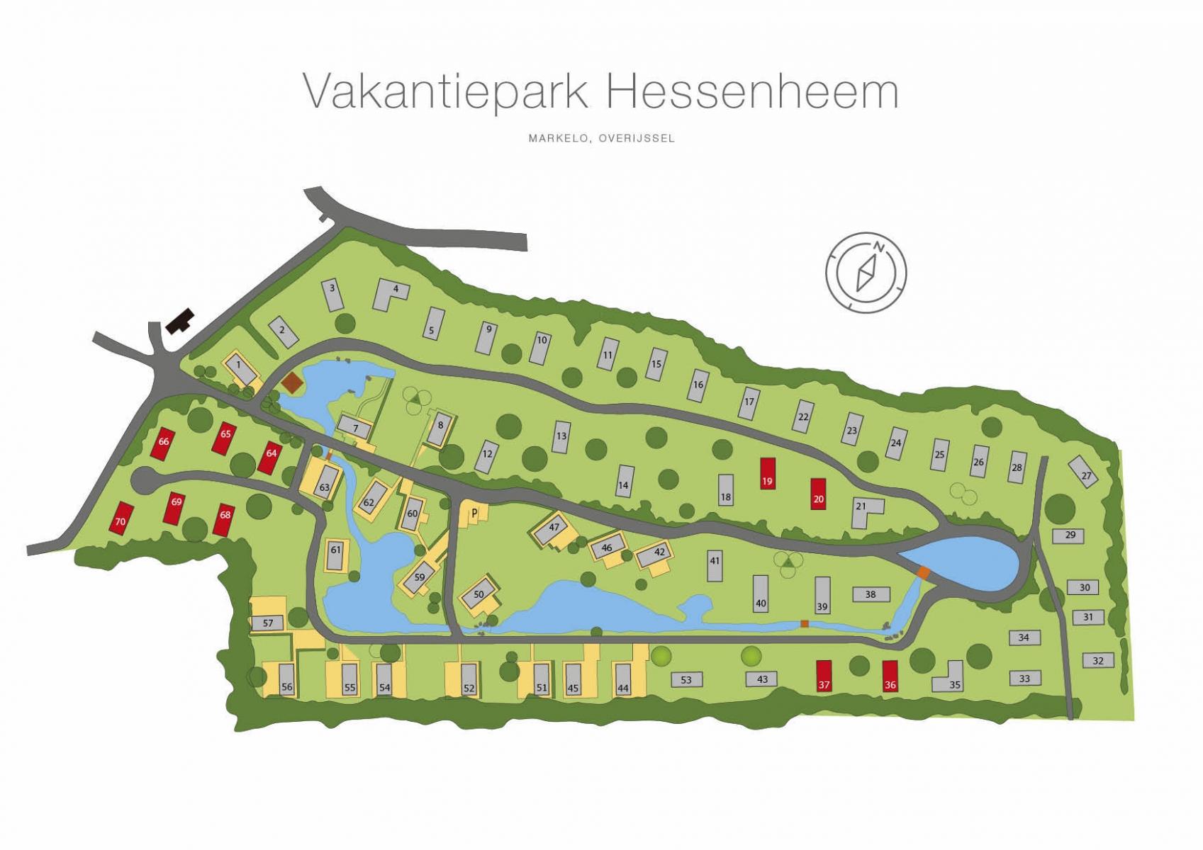 Vakantiepark Hessenheem