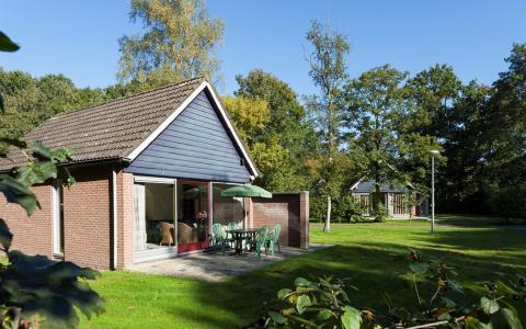4-persoons bungalow IJssel