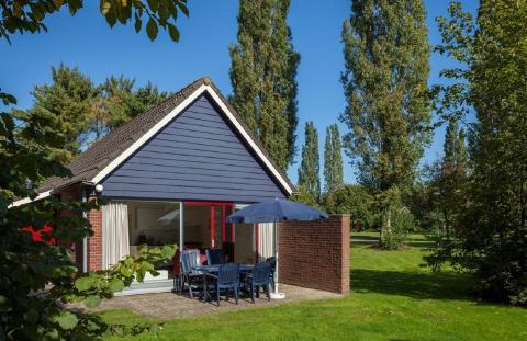 4-persoons bungalow IJssel Comfort
