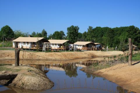 6-persoons tent Safari