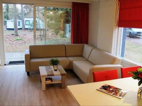 4-persoons bungalow Broekbergen
