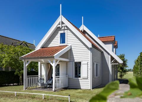 6-persoons vakantiehuis Buitenhuis Comfort