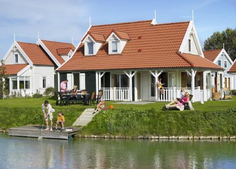 8-persoons vakantiehuis Buitenhuis