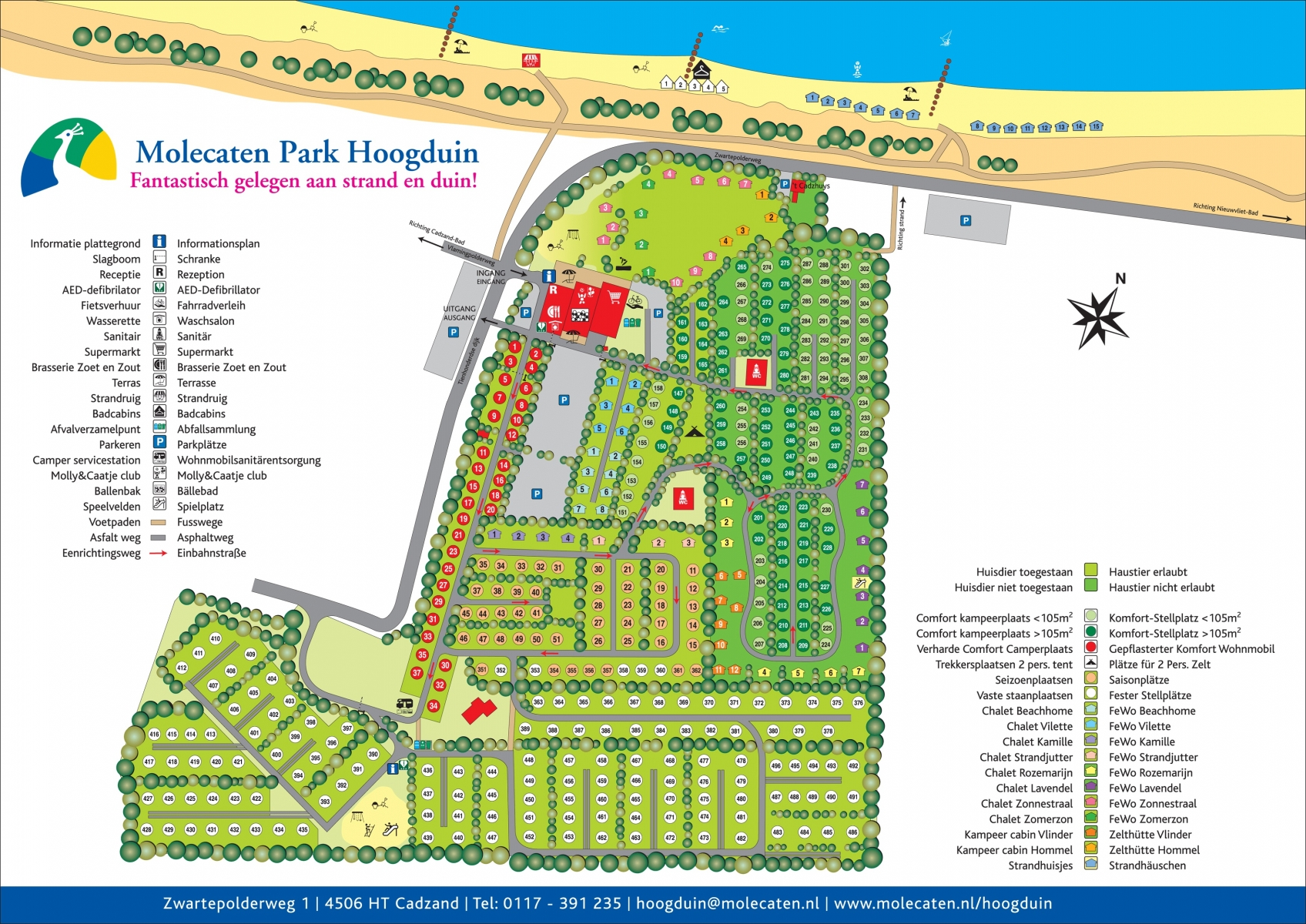 Molecaten Park Hoogduin