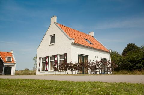 6-persoons bungalow 6C1 Comfort
