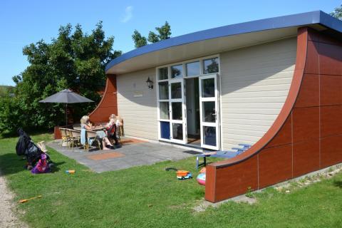 6-persoons bungalow Kajuit