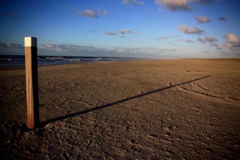 Strandpark Vlugtenburg aan Zee