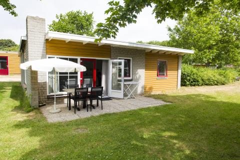 4-persoons bungalow Goeree