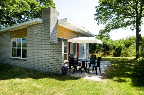 4-persoons bungalow Middelharnis
