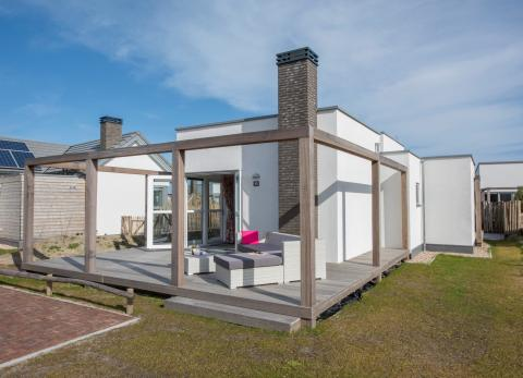 6-persoons bungalow Oudeland Luxe
