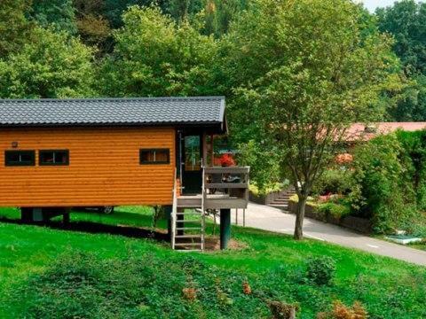4-persoons bungalow Le Soleil