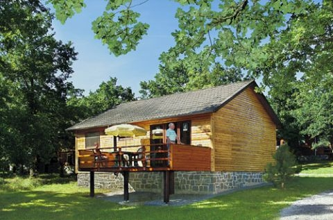 6-persoons bungalow Bochetay