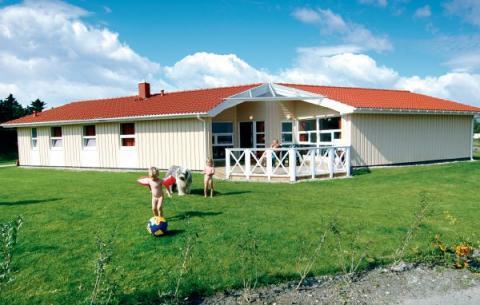 12-persoons vakantiehuis Meeresrauschen Wellness P