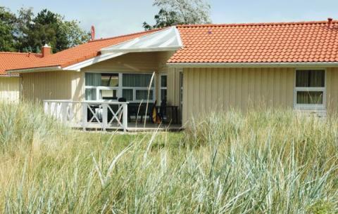 10-persoons vakantiehuis Dünenpark Wellness P