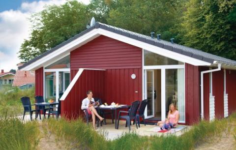 2-persoons vakantiehuis Schmugglerstieg P