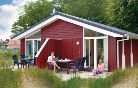 2-persoons vakantiehuis Schmugglerstieg